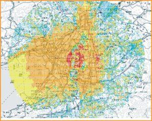 シミュレーションソフト画面イメージ
