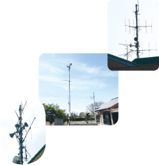 防災行政無線システムイメージ